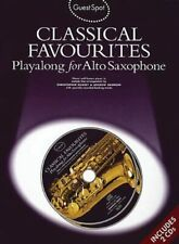 PLAYALONG COLLECTION CLASSIC MUSIC FOR ALT/TENOR SAXOPHONE Vol.2 (9 Books)