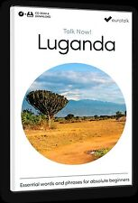 Eurotalk Talk Now Luganda for Beginners - Download option and CD ROM