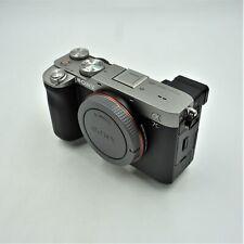 Sony Alpha a7C Mirrorless Digital Camera - Body Only, Silver **OPEN BOX**