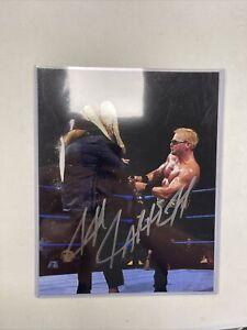 Jeff Jarrett  Signed 8x10 Autographed Photo Leaf Wrestling