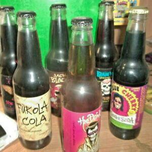 Skeketeens Eat Me Now Foods Full soda Bottles