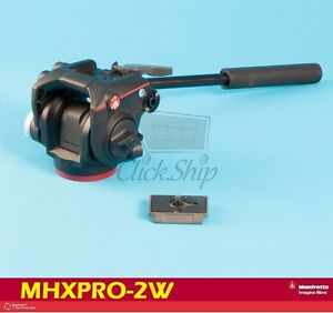 Manfrotto MHXPRO-2W 2-Way Pan/Tilt Head Mfr # MHXPRO-2W