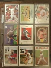 45-Card Albert Pujols Cardinals Angels New Lot 3 700 HRs?