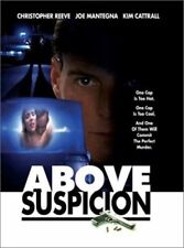 *NEW* Above Suspicion (1995) with Christopher Reeve - OOP Rare DVD