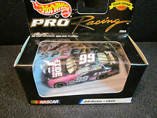 1998 Hot Wheels Jeff Burton Exide Batteries Limited Track Edition Pro Racing #99