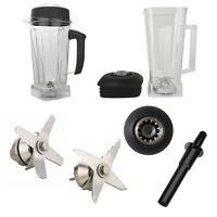 Replacement Parts for Commercial Blenders,Drive Socket, Blade, Jar Set, Tamper