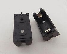 10pcs LITHIUM Battery Holder Storage Box Case 1/2 AA 1/2 AA 14250 3.6V PC2N