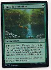 MTG Magic CP1 FOIL - Font of Fertility/Fontaine de fertilité, French/VF