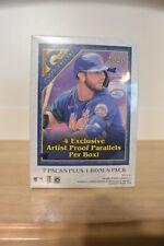2020 Topps Gallery Blaster 4 Artist Proof Parallels Baseball