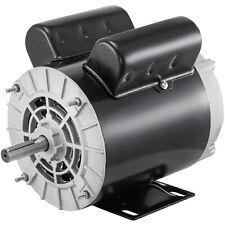 2 Hp Spl Air Compressor Electric Motor 56 Frame 3450 Rpm 115v230v Single Phase