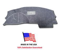 1995-2005 Chevy Cavalier Dash Gray Carpet Dash Cover Mat Pad CH71-0