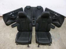 AUDI a3 s3 8v Cabrio Pelle dotazione ventilate sedili in pelle leather seats S line