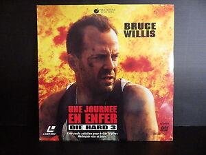Laserdisc Die Hard 3 CDV Fine Condition