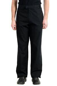 Exte Men's Black Casual Pants US 38 IT 54