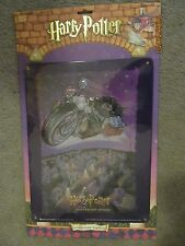 HARRY POTTER SORCERER'S STONE WITH HAGRID RIDING A MOTORCYCLE TIN SIGN (NEW)