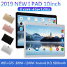 """10"""" Tablet PC Android 9.0 Octa Core Dual Camera 4GB+128GB WIFI Dual SIM Tablet"""