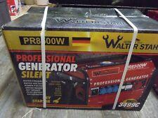 Notstromaggregat 220/380 Volt 9000 Watt Ausgangsleistung Generator Stromerzeuger