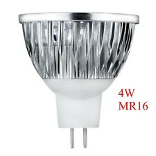 New 4W MR16 395nm UV+Green LED Ultraviolet Spotlight Lamp Light Mini Bulb 12V