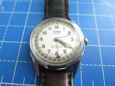 ORIS POINTER Calendar Swiss hand wind vintage watch Cal. 302 (ETA 2691) Working
