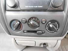 FORD LASER HEATER/ AIR CON CONTROLS KN-KQ, 02/99-09/02