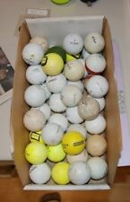 42 Used Golf Balls - Practice ? .Kids Toys Also. Many Uses
