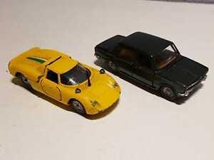 Mercury - Lotto Ferrari + Fiat 125 - scala 1/43