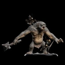 Weta Cave Troll Statue 1/6 The Lord Of The Rings No Sideshow Hobbit Prime