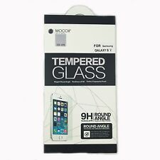 MOCOLL PREMIUM ANTI-SCRATCH REAL TEMPERED GLASS, 9H ROUND EDGE FOR GALAXY S5