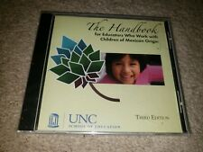 The Handbook For Educators Who Work with Children Of Mexican Origin Cd-Rom Unc