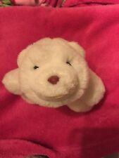 Collectible Boys Girls1980 Gund White Polar Bear Stuffed Animal ~ Ec