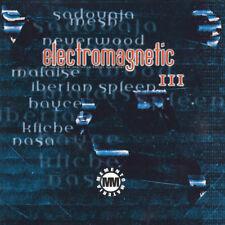 Electromagnetic 3 CD 2000 Mesh kliche malessere NASA
