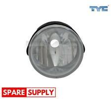FOG LIGHT FOR JEEP TYC 19-5741-01-9