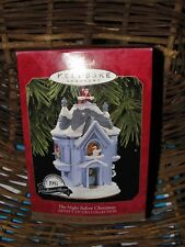 Collectors Choice Hallmark Windup Music and Movement The Night Before Christmas