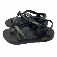 Chaco Men's Z/2 Classic Hiking Sandal in Green/Black Size 11.5 Outdoor Trail