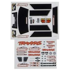 Traxxas Decal Sheet Summit TRA5615