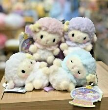 Amuse Nemu Nemu Fuwawa Sleeping Sheep Lamb Soft Plush Kawaii Cute Doll Japan Toy