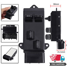 Driver Side Master Power Window Switch Front Left 4685433 For Dodge Caravan Town