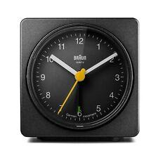 Braun Design BNC011 Wecker im klassischen Design, BKBK, 66044