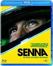 Senna [Blu-ray] [Region Free] New & Sealed