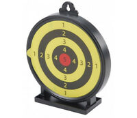 NEW AIRSOFT ROUND PORTABLE SHOOTING STICKY TARGET 6mm BB Pistol Rifle Hand Gun
