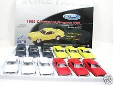 Welly 1968 Chevrolet Camaro Z28 case .