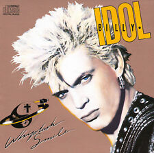 Whiplash Smile by Billy Idol (CD, Aug-2006, EMI Music Distribution)