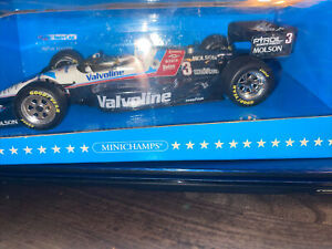 1/18 Scale Mini Champs Lola Chevrolet Al Unser Jr Road Track Version LotC