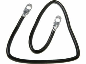 For 1976-1986 Jeep CJ7 Battery Cable SMP 15856BY 1977 1978 1979 1980 1981 1982