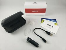 Bluetooth Wireless Headset Hands-Free Bluetooth Earpiece With Noise Cancelling