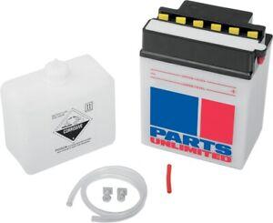 Parts Unlimited 12V Heavy Duty Battery Kit YB30CL-B