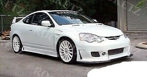 02-04 Acura RSX  BC2  style  Front Body Kit Bumper