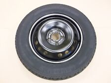 """New Genuine Nissan Qashqai J10 J11 2007- 16"""" Space Saver Spare Wheel & Tyre Only"""