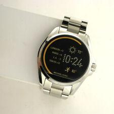 Michael Kors Access Touchscreen MKT5001 Bradshaw Smartwatch Stainless link Band