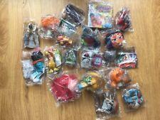 McDonalds Toys Happy Meal Bundle BNIP